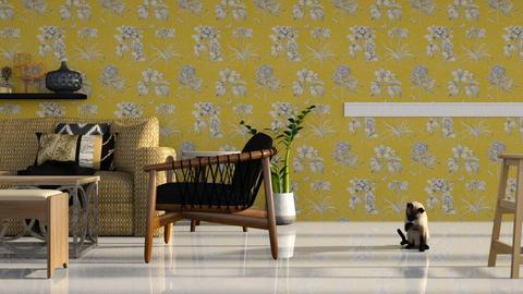 Darshan white new - Rustic - Living room - by jiltsheth
