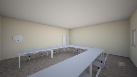 Seminarraum - Office - by Anni248