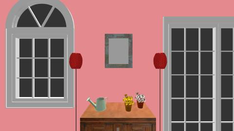 pink - Modern - by Abigail Carter