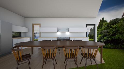 kitchen gala - by Brian Edward Williams