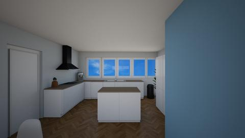 zonder kookeiland 12 - Living room - by Mthe