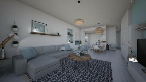 appartement aan zee - by StienAerts