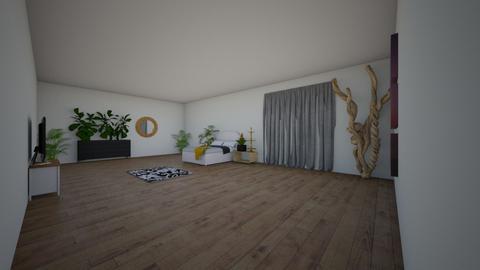 Joyce room  - Bedroom - by jshar223