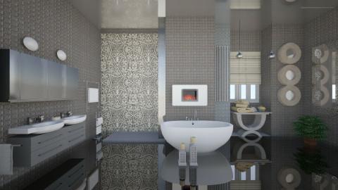 harmony - Modern - Bathroom - by Ida Dzanovic