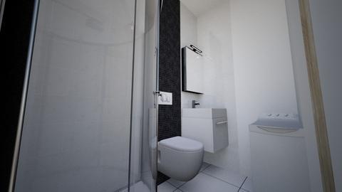 Kosmonautow 2 9 Lazien v1 - Bathroom - by KBI
