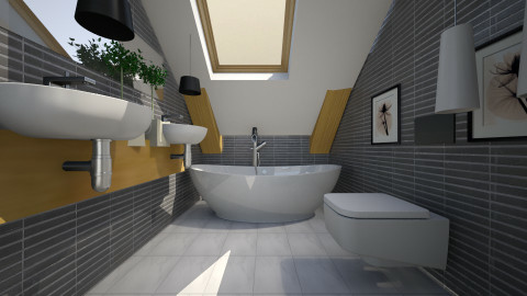 Putney in my style - Modern - Bathroom - by sometimes i am here