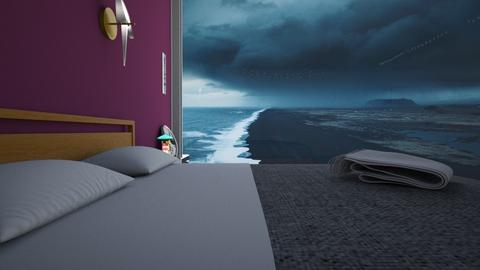 Cloudy Weather - Modern - Bedroom - by MD Builder