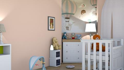 baby room 2 - by maritaaslamazashvili
