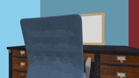 Ma chambre - Modern - Bedroom - by jokeb