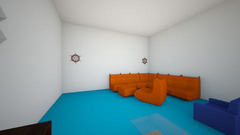 Neil Living Room - Living room - by pateln