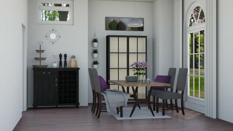 small dinning room - by 10charova