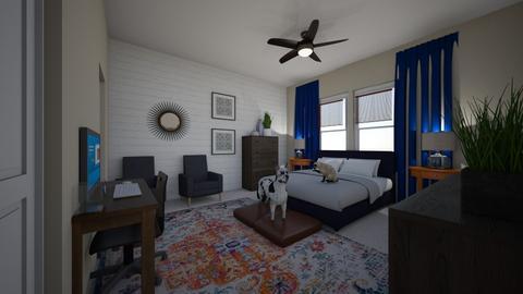 Ellen Bedroom - Bedroom - by ellenrice
