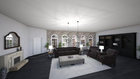 In new york - Eclectic - Living room - by Mari_Torrez01