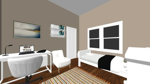 My room remodel - Bedroom - by imagelover