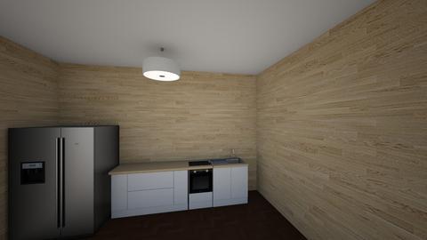 dream kitchen - Kitchen - by kmaxf