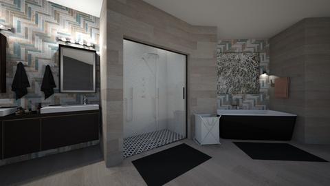 eclectic bathroom 3 - Bathroom - by Gena1310