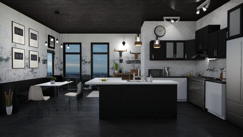 AQ - Kitchen - by Cre A