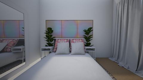 iridescent headboard 1 - Bedroom - by Kmstyles84