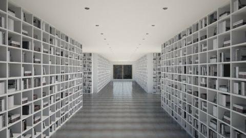 Library - by Ilikemysuitandtie