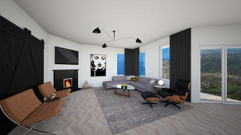 DWR Fleming project - Living room - by mikaelawilkins