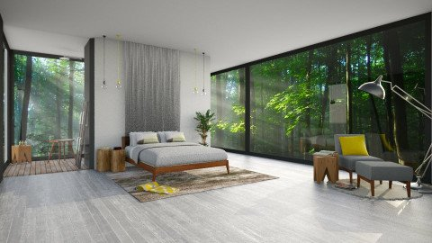 Fresh Modern Bed Design - Modern - Bedroom - by Ryan_22_
