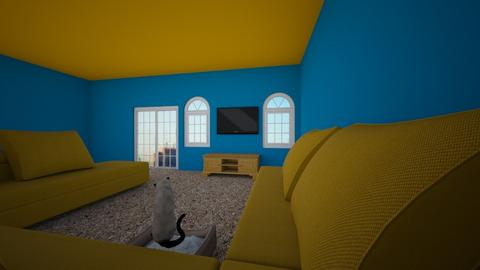 Living room - Modern - Living room - by husky interior designs