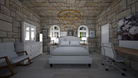 mansion 1 guest 1 - Bedroom - by guyciara87