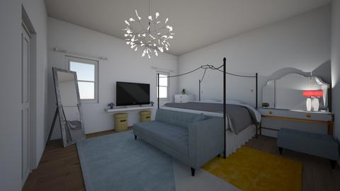 Master room - Bedroom - by csf686843