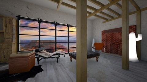 cuero - Living room - by ana111
