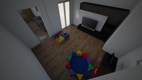 PoD House Demo - Living room - by SwirlyHeadM8