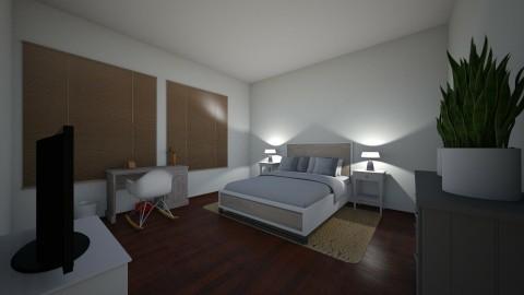 teen girl kinda bedroom - by Alinapino07
