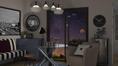 Night Light - Modern - Office - by Jessica Fox