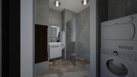 koupelna novinka - Bathroom - by brazdilr