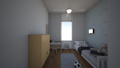 Nitay M - Kids room - by erlichroni