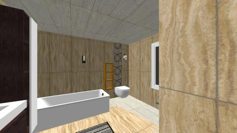 badezimmer  - Bathroom - by evaweisz