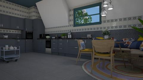 MI035 - Kitchen - by i l o n a