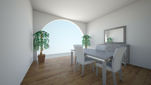 Dinning Room - by Bria Howard