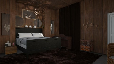 Can You Remix this_Id111 - Modern - Bedroom - by InteriorDesigner111