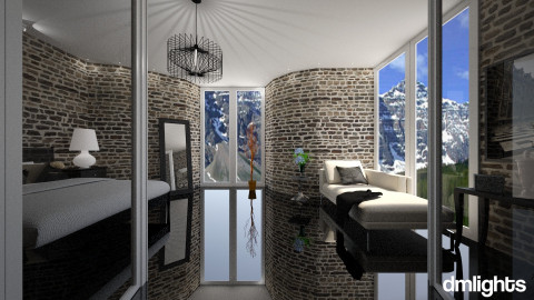 ColoradoBedRoom - Bedroom - by DMLights-user-1063855