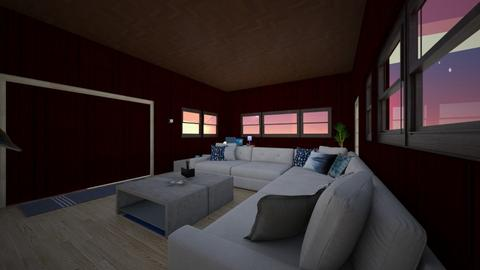 Practice Room 1 Pic 2 - Living room - by Isa_Snowy_Owl