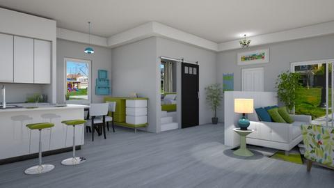 Expat Couple Apartment - by Tzed Design