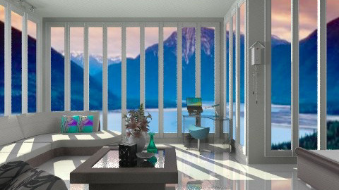 Mountains - Modern - Bedroom - by Open Spaces