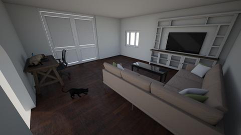 Dnevna soba - Modern - Living room - by timooo