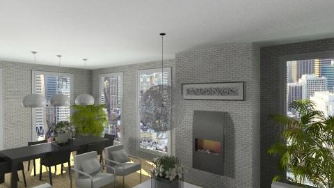 10 - Classic - Living room - by Ivana J