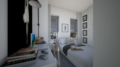 West Village Reno BR1 - Eclectic - by AlSudairy S
