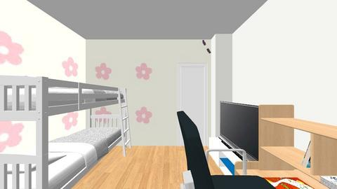 Deni room - Kids room - by diskmandata4