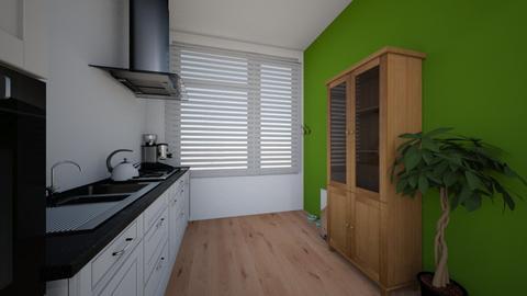 Ons eerste huis C ontwerp - Living room - by missfoxyy95