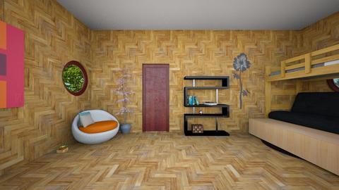 my dream room - by ReadMoreBooks
