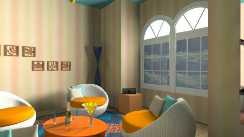 Vamos de vacaciones - Eclectic - Living room - by sacerdote