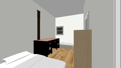 Evangel Dorm setup - Living room - by Mysteroo